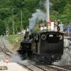 02 juillet 2013 : inauguration du Train de l'Ardèche