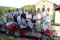 12 juillet 2011 : inauguration du Vélorail des Gorges du Doux