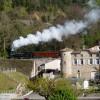 Train des Gorges le 10 avril 2016