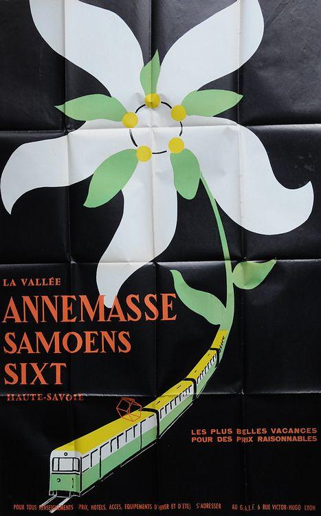 Affiche GAEF Annemasse Sixt